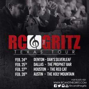 gritz texas tour