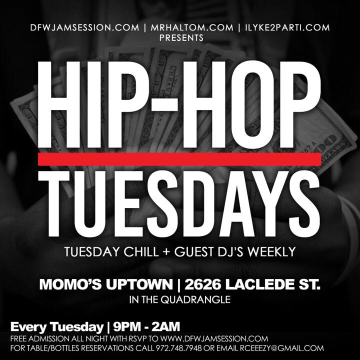 HipHopTuesday